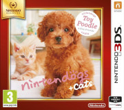 Nintendogs + Cats: Toy Poodle & New Friends 3 DS