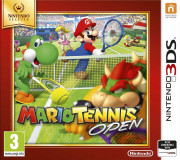 Mario Tennis Open 3 DS
