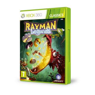 Rayman Legends Multiplatforma