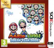 Mario & Luigi Dream Team Bros. 3 DS