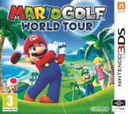Mario Golf World Tour 3 DS