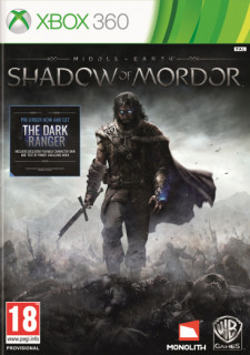 Middle-Earth Shadow of Mordor Xbox 360