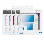 Nintendo 2DS silikónové púzdro (Viac farieb) 3 DS
