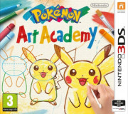 Pokémon Art Academy 3 DS