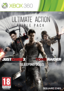 Ultimate Action Triple Pack (Just Cause 2, Sleeping Dogs, Tomb Raider) Xbox 360
