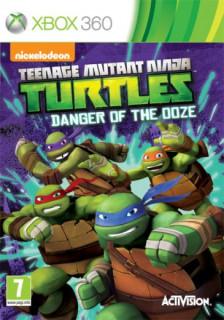 Teenage Mutant Ninja Turtles Danger of the Ooze Xbox 360