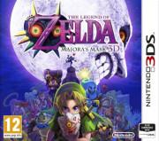 The Legend of Zelda Majora's Mask 3D 3 DS