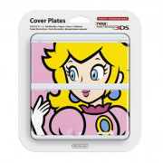 New Nintendo 3DS Cover Plate (Peach) (Cover)