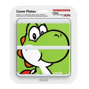New Nintendo 3DS Cover Plate (Yoshi) (Cover)