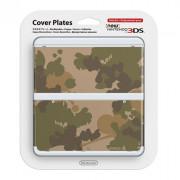 New Nintendo 3DS Cover Plate (maskovacím vzorom) (Cover)