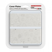 New Nintendo 3DS Cover Plate (White) (Cover)