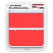 New Nintendo 3DS Cover Plate (Red) (Cover)