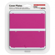 New Nintendo 3DS Cover Plate (Pink) (Cover)