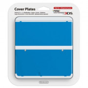 New Nintendo 3DS Cover Plate (Blue) (Cover)