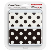 New Nintendo 3DS Cover Plate (Dotted) (Cover)