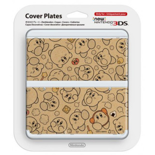 New Nintendo 3DS Cover Plate (Kirby) (Cover) 3DS