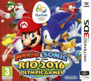Mario & Sonic at the 2016 Rio Olympic Games 3 DS