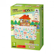 New Nintendo 3DS XL Animal Crossing Happy Home Designer + Card Pack 3 DS