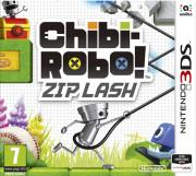 Chibi-Robo! Zip Lash 3 DS