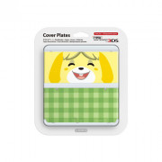 New Nintendo 3DS Cover Plate (Isabelle) (Cover)