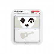 New Nintendo 3DS Cover Plate (Dog) (Cover)