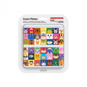 New Nintendo 3DS Cover Plate (Animal Crossing HHD) (Cover)