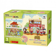 New Nintendo 3DS + Animal Crossing Happy Home Designer + Card Pack 3 DS