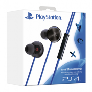 In-ear Stereo Headset for PS4 PS4