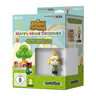 Animal Crossing Happy Home Designer amiibo Bundle 3DS