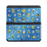 New Nintendo 3DS Pokémon Mystery Dungeon Cover Plate (Cover)