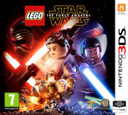 LEGO Star Wars The Force Awakens 3 DS