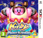 Kirby Planet Robobot 3 DS