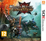 Monster Hunter Generations 3 DS