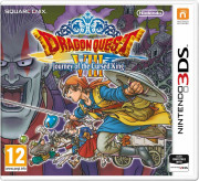 Dragon Quest VIII Journey of the Cursed King 3 DS