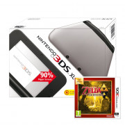 Nintendo 3DS XL (Black és Silver) + The Legend of Zelda A Link Between Worlds 3 DS
