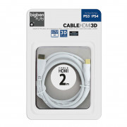 HDMI 3D kábel (white) Multi