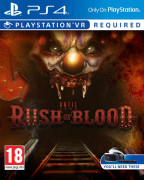 Until Dawn Rush of Blood PS4