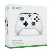 Xbox One bezdrôtový ovládač (Biely)