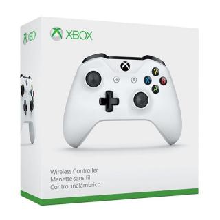Xbox One bezdrôtový ovládač (White) Xbox One