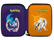 New 3DS XL Hard Pouch - Pokémon Sun & Moon
