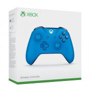 Xbox One bezdrôtový Ovládač (modrý)