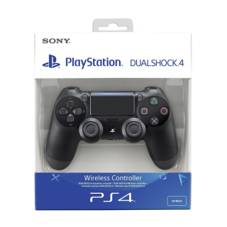 PlayStation 4 (PS4) Dualshock 4 Ovládač (Black) (2016) PS4