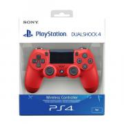 PlayStation 4 (PS4) Dualshock 4 Ovládač (Red) (2016) PS4