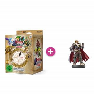 Hyrule Warriors: Legends Limited Edition + amiibo Smash Ganondorf 41 3DS