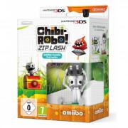 Chibi Robo: Zip Lash + Chibi Robo amiibo 3 DS