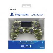 PlayStation 4 (PS4) Dualshock 4 Ovládač (Green maskovacím vzorom)