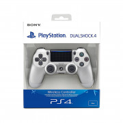 PlayStation 4 (PS4) Dualshock 4 Ovládač (Silver) (2017) PS4