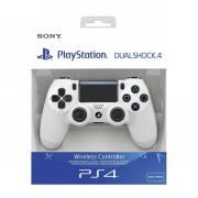 PlayStation 4 (PS4) Dualshock 4 Ovládač (White) (2017) PS4