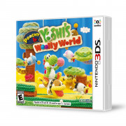 Poochy & Yoshi's Woolly World 3 DS