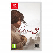 Syberia 3 Switch